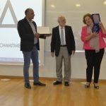 Hovhannes Avoyan (MPSIA '95) Receives AUA Distinguished Alumnus 2016 Award