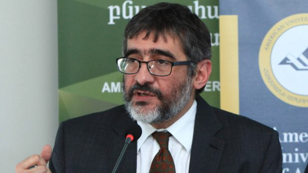 Director of AUA's Acopian Center for the Environment Alen Amirkhanian Appointed as Senior Adviser to the Minister of Nature Protection