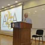 Public Lecture: Composer Tigran Mansurian Talks to AUA Students About Komitas