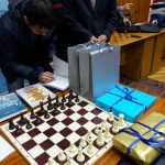 The U.S. and AUA Alumni Chess Tournament 2016