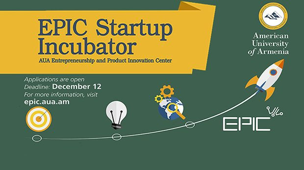 EPIC Launches its First Startup Incubation Program