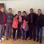 AUA Alumnus Provides Generous Support to Family in Gyumri
