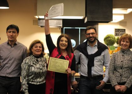 AUA Extension Celebrates 10 Years of Successful Collaboration with AIWA in Women Empowerment Programs