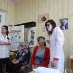 Garo Meghrigian Institute for Preventive Ophthalmology in Armenian Caritas Day Care Centers for Elderly in Gyumri and Gavar