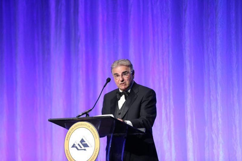 Zaven P. Akian (Gala Co-Chair and AUA Benefactor)