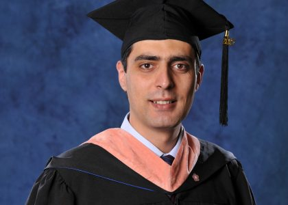 AUA Alumnus Suren Galstyan MPH (2015) Published One Part of His MPH Project in the British Food Journal