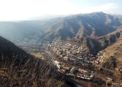 Arsenic and Copper Saturated Soils Discovered in Syunik Region by AUA's Center for Responsible Mining
