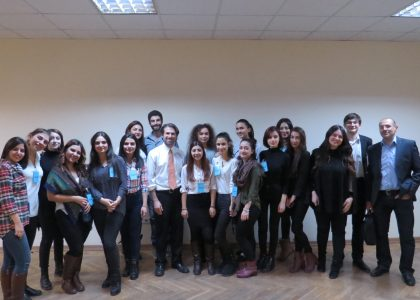 Pathway to Profession Networking Session Held at AUA