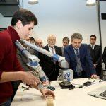 RA Prime Minister Karen Karapetyan's Visit to AUA Receives Wide Media Coverage