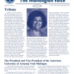 The Manoogian Voice Features AUA Leadership's Meeting with Greater Michigan Diaspora Community