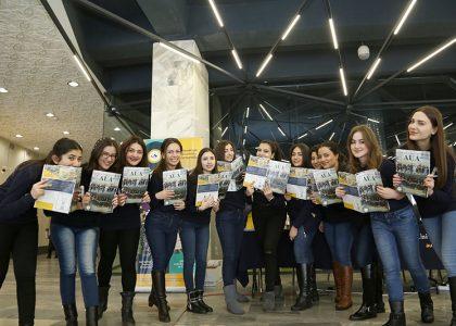 AUA Hosts Undergraduate Open House