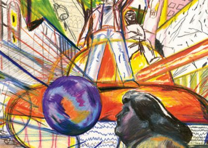 AUA Lecturer Viken Berberian and French Illustrator Yann Kebbi Publish Graphic Novel