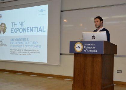 Universities & Enterprise Culture: Challenges & Opportunities