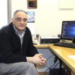 AUA Welcomes New Computer Science Department Chair (CS) Dr. Arthur Petrosian
