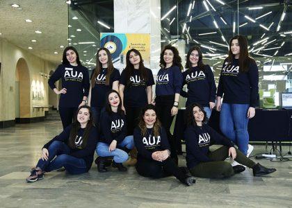 AUA Hosts Graduate Open House