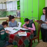 MA TEFL Graduate Students Offer English Course at Mer Doon NGO