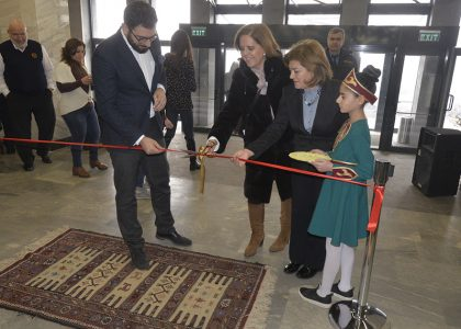 AUA Extension Hosts Women Entrepreneurs in an Exhibition of Local Products