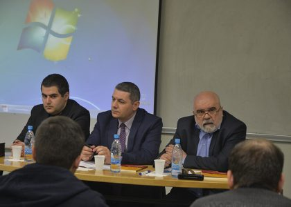 PSIA Seminar: War, Business and Politics – Informal Networks and Formal Institutions in Armenia