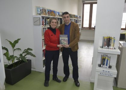 The Armenian Genocide: The Essential Reference Guide on AUA Library Shelves
