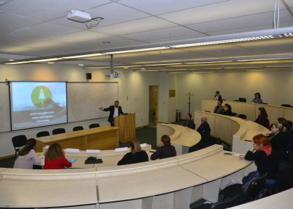 AUA Brings Armenian Educators Together in Colloquium on Online Education