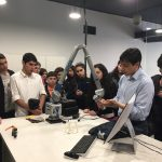 TUMO Students Introduced to AUA's Entrepreneurship and Product Innovation Center (EPIC)