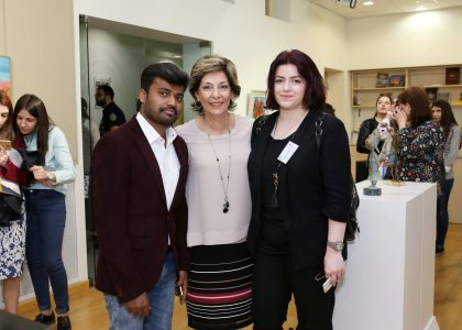 SPH Alumni Present Thesis Work During Empowerment of Girls and Women in Armenia Conference