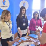AUA Career Fair Brings Students Together with Major Companies in Armenia