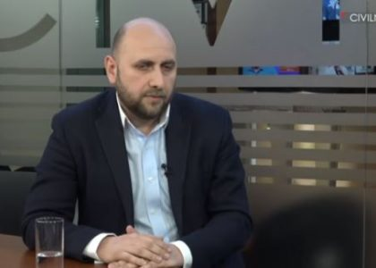AUA Visiting Professor Dr. Martin Galstyan's Interview with CivilNet