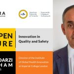 CANCELLED: 2017 Aurora Dialogues Open Lecture: Innovation in Quality and Safety with Lord Darzi