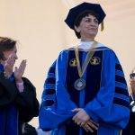 SJSU President Dr. Mary A. Papazian Mentions AUA in Inauguration Speech