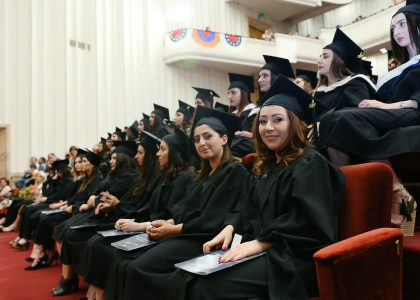 Twenty-fifth AUA Commencement and Inaugural Undergraduate Graduation Ceremony Media Coverage