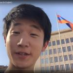Harvard Student Michael He aka the 'Armenia Enthusiast' Gives a Virtual Tour of AUA
