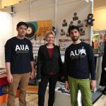AUA at Studyworld 2017 in Berlin