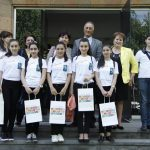 AUA Alumna Facilitates Technovation Armenia