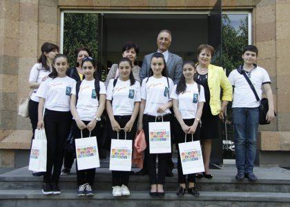 AUA Alumna Facilitates Technovation Armenia