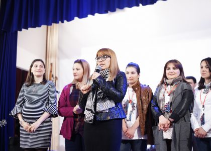 AUA Lecturer Ms. Kristine Sargsyan Among 21 Remarkable Women Who Are Changing Eastern Europe