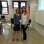 Dr. Mane Beglaryan Among AUA Faculty Participating in Erasmus+ Mobility Program
