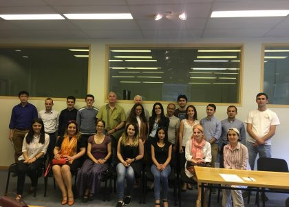 Towards 100% Renewable Energy Lecture and Workshop Hosted by AUA