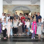 AUA Staff Participate in a Conference Promoting Transnational Education