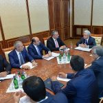 President Sargsyan Emphasizes AUA's Role in RA-US Relations
