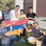 AUA Student Artyom Kosyan Wins Bronze Medal at International Math Olympiad