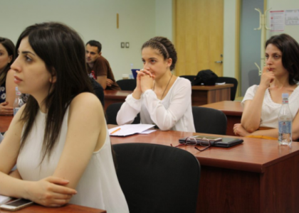 AUA Hosted Changing Diasporas: Concepts and Approaches Program