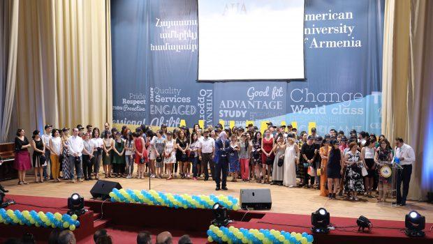 Alumni Reunion 2017: AUA Celebrates Anniversaries of Four Graduating Classes