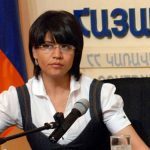 LL.M. Program Student Zoya Barseghyan is Armenian Government's New Head of PR
