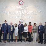 AUA Hosts US Congressional Delegation