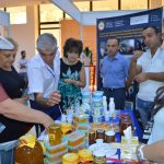 AUA TRDP-Supported Businesses Take Part in Armenia Regional Industrial Expo 2017