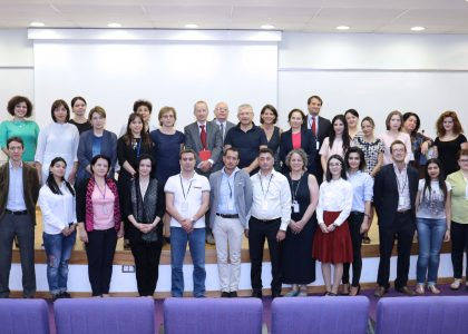 Tempus Transnational Education Project Holds Final Conference