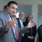 AUA Hosts Delegation from California State Legislature