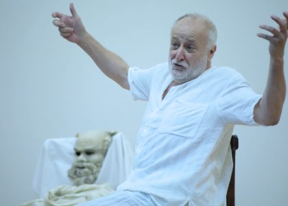 World-Famous Socrates Now Performed at AUA