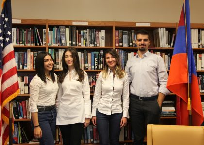PSIA Students Participate in US Embassy Roundtable Discussion on International Refugee Crisis